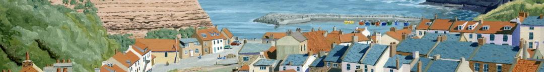 Alan Rolfe Sheffield Artist