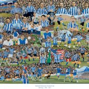 Alan Rolfe Sheffield Wednesday Print WEB